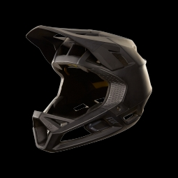 Casque de vtt fox proframe helmet matte black xl