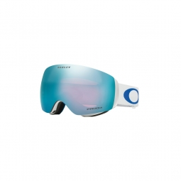 Masque ski oakley flight deck xm white sapphire