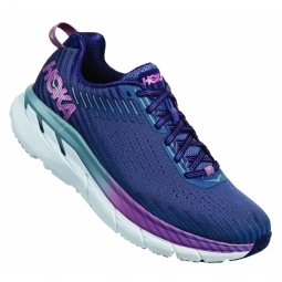 Chaussures running hoka one one w clifton 5 marlin 38