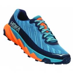 Chaussures trail hoka one one torrent blue iris 44