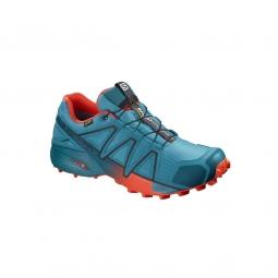Chaussures trail salomon speedcross 4 gtx fjord 42