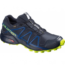 Chaussures trail salomon speedcross 4 gtx race navy 42
