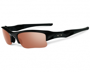 OAKLEY Lunettes FLAK JACKET XLJ Polished Black 26-242