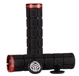 SB3 Big One Grips Black/Red Lock-on