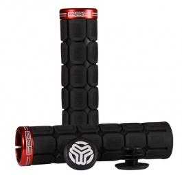 SB3 Grips Big One Noir/Rouge Lock-on