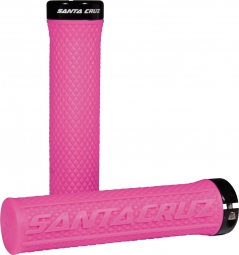 SANTA CRUZ Grips ONE Lock-on Rose
