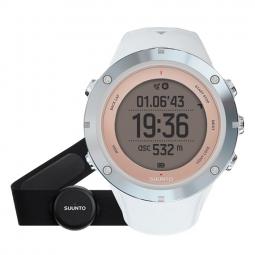 SUUNTO Montre AMBIT3 GPS HR SPORT Sapphire + Ceinture cardiaque