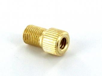 ZEFAL Adaptateur raccord valve Schrader/Presta