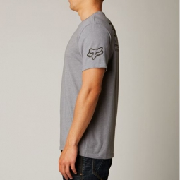 fox blurred t shirt gris xl