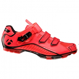 Chaussures VTT Bontrager RLXL ELECTRIC LIMITED 2015 Electric saumon