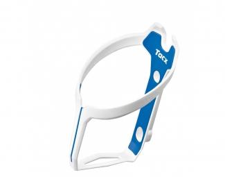 TACX Porte Bidon FOXY Blanc/Bleu