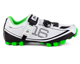 Chaussures VTT Spiuk 16M 2015 Blanc