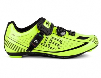 chaussures route spiuk 16r 2015 jaune 41