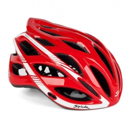 Casque Spiuk Keilan Rouge