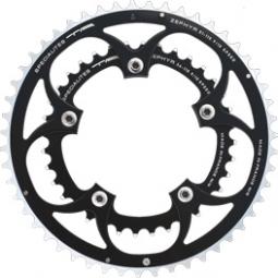SPECIALITE TA ZEPHYR Chainwheel 110 Adapt. Shim, 44 tooth, black
