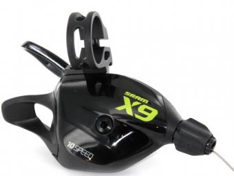 SRAMX9 Trigger Arrière 10V ZeroLoss Vert