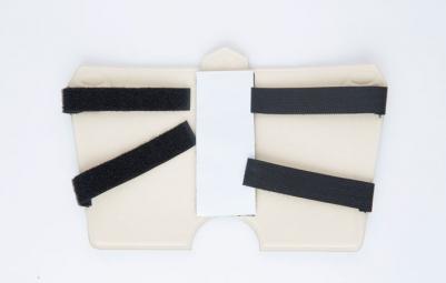 BOX Plaque de Cadre Noir
