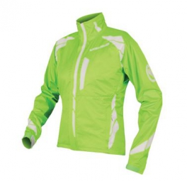 endura veste femme luminite ii vert fluo s