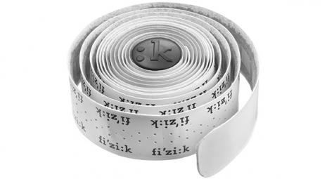 Fizik ruban de cintre superlight tacky logo 2mm blanc