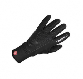 CASTELLI Gloves ESTREMO Black