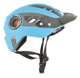 Casque Urge All-M Bleu Mat
