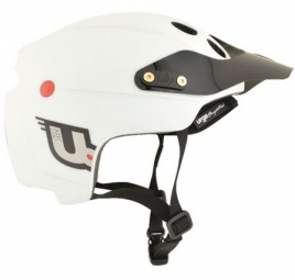 Casque Urge Endur-O-Matic Blanc Mat