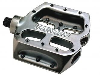Truvativ paire de pedales holzfeller galvanise