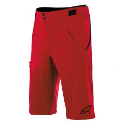 alpinestars short pathfinder rouge 34