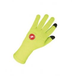 castelli paire de gants prima fluo xxl