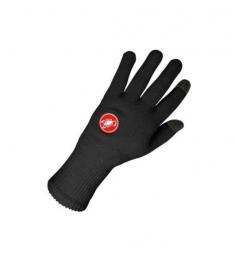 castelli paire de gants prima noir xxl