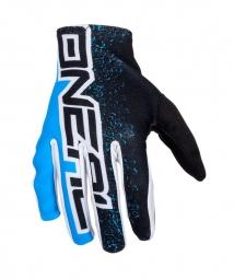 ONEAL Paire de Gants Matrix E² Bleu