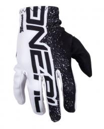 ONEAL Paire de Gants Matrix E² Noir/Blanc