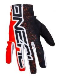 ONEAL Paire de Gants Matrix E² Rouge