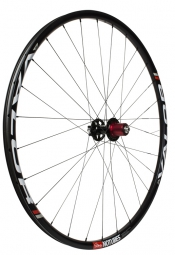 Notubes roue arriere 29 valor carbone moyeu 3 30ti axe 12x142mm rayons sapim laser n
