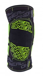 Oneal Dirt Knee Guards - Green
