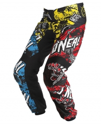 Oneal pantalon enfant element wild noir 22