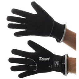 Santini BLAST Gloves - Noir
