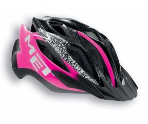 MET 2015 Helmet CROSSOVER Pink