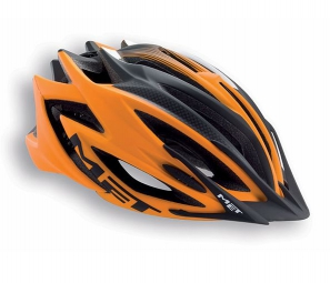 MET 2015 Helmet VELENO Black Red