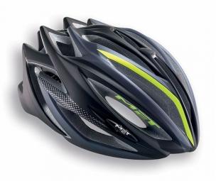 MET 2015 ESTRO Helmet Matte Black/Green