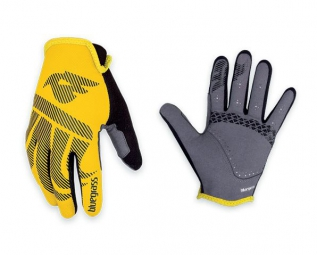 BLUEGRASS Paire de Gants RED WOLF Jaune