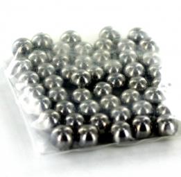 ENDURO BEARING BK-5059 - 50 Loose Balls - Grade 5 Chromium Steel - 3/16''