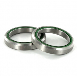 jeu de direction enduro bearings bk 5000 inox integre 1 1 8 argent