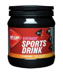 Image of Wcup sports drink grenade 480g