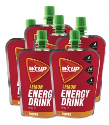 Wcup energy drink citron 80 ml 5 1 gratuit