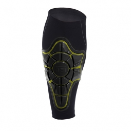 G-FORM PRO-X SHIN PADS Black/Yellow