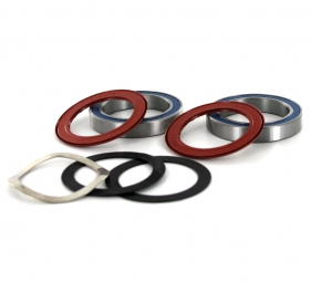 Enduro bearing bk 5127 boitier de pedalier bb30 classic acier