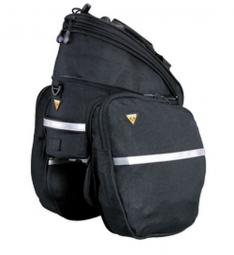 topeak sacoche de porte bagage rx trunkbag dxp noir