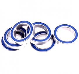 american classic kit 6 roulements 6803 c3 acier pour paire de roues mtb