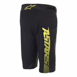 ALPINESTARS Short HYPERLIGHT ALL MOUNTAIN Noir Jaune